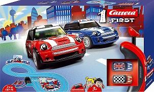 carrera-carrera-pista-first-mini-cooper-24-m-blu